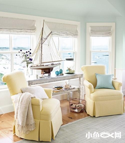 翻新海边度假小屋