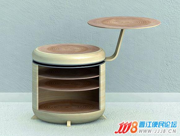 360度旋转时尚多功能简约办工桌