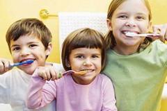 小儿牙齿不齐 需把握治疗良机