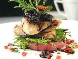 在浪漫中品味精致法餐