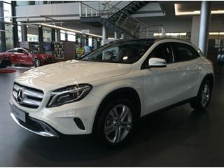 漳州极致全新奔驰GLA现车到店 欢迎到店赏车