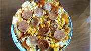 【元气早餐】土豆丝早餐饼