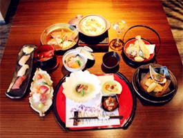 厦门日航酒店弁慶日本餐厅怀石料理