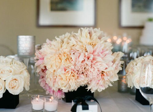 灯火下的意境婚礼 有你才完美