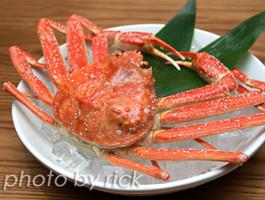 古山创作松叶蟹极致料理