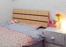 [简约]屌丝出租房秒变温馨卧室