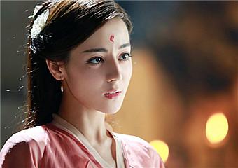 《三生三世》诠释眉毛和谐的美
