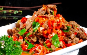 长沙美食节,马哥孛罗开启无辣不欢的味蕾盛宴!