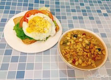 [家常菜]精致的生活,从早餐开始!