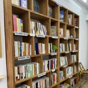 海沧又多了一家有意思的书店
